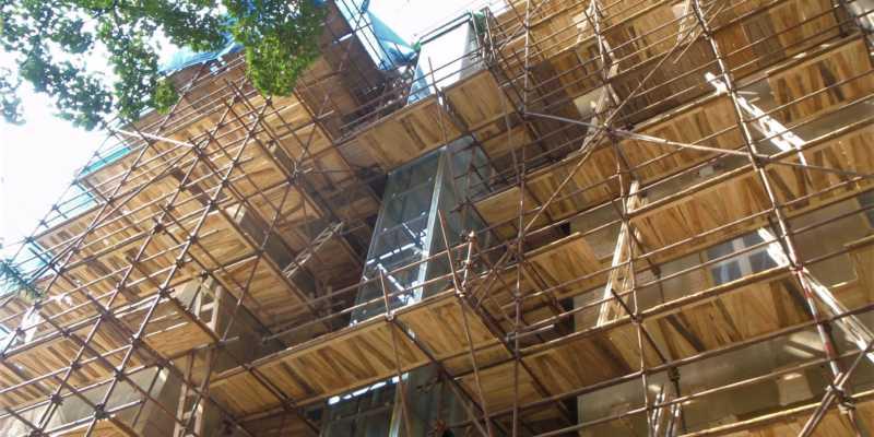 Rekonstrukce a zateplení fasád