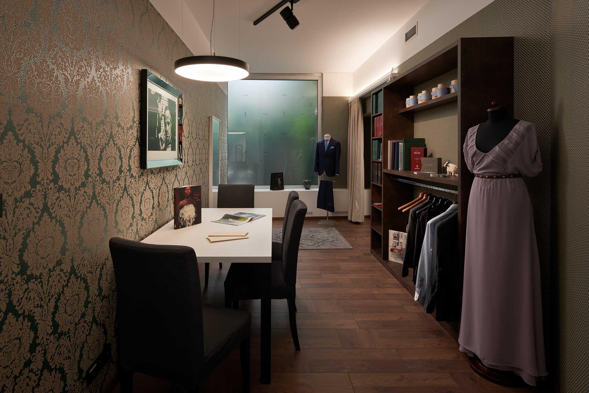 Rekonstrukce komerčních prostor